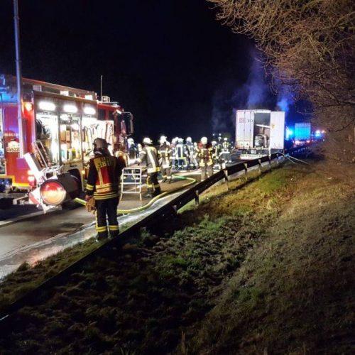 18./19.01.2018 – Gut zu tun für die Feuerwehr Kirchhorst