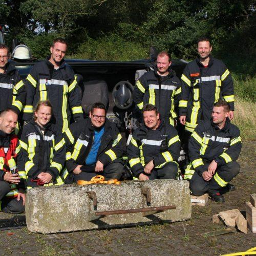 04.08. – 06.08.2017 – Feuerwehr Kirchhorst bei 36-Stunden-Übung gefordert