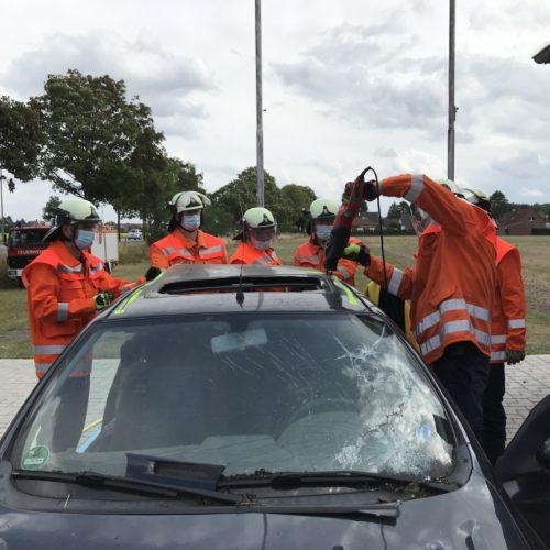 22.08.2020 – Samstagsarbeit bei der Feuerwehr