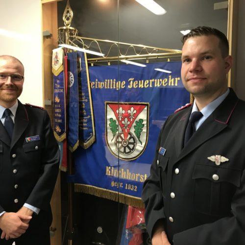 17.09.2021 – Jahreshauptversammlung Feuerwehr Kirchhorst