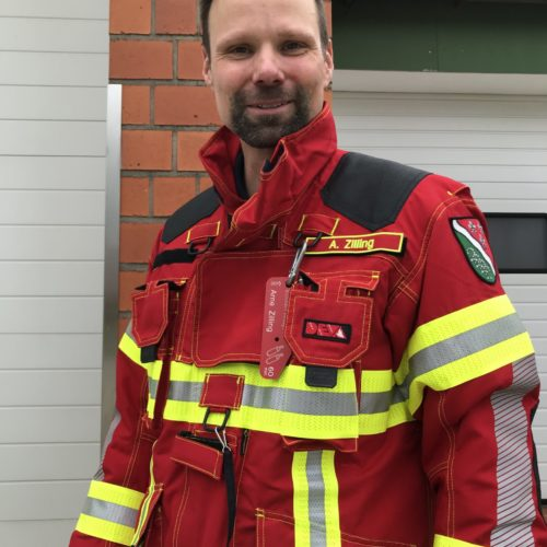 02.10.2021 – Des Ortsbrandmeisters neue Kleider